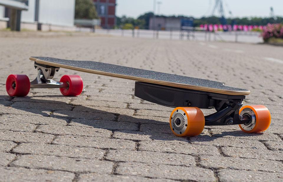 E-Skatboard von SPEQ