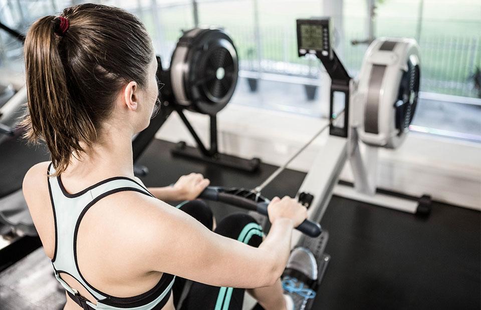 Speq Home Fitness Rudergerät Armtraining