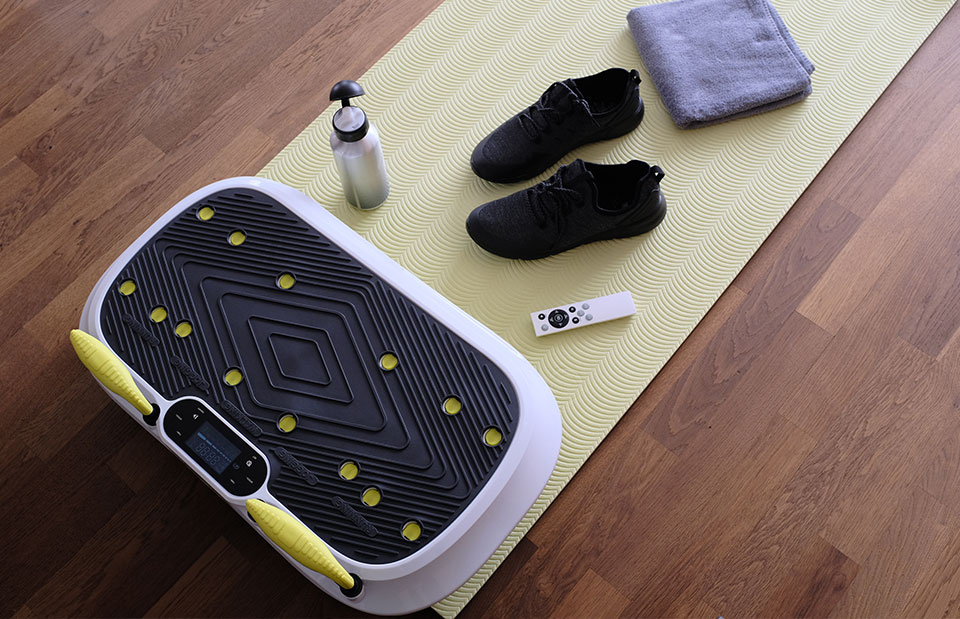 Speq Home Fitness Vibrationsboard