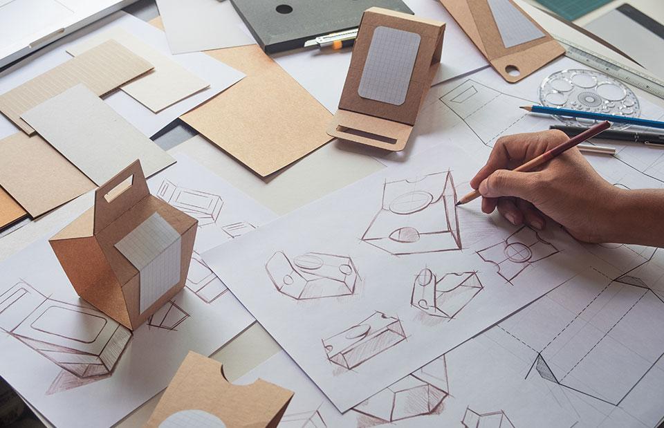 Speq Infobox Verpackungsdesign Kreativ und Umweltfreundlich