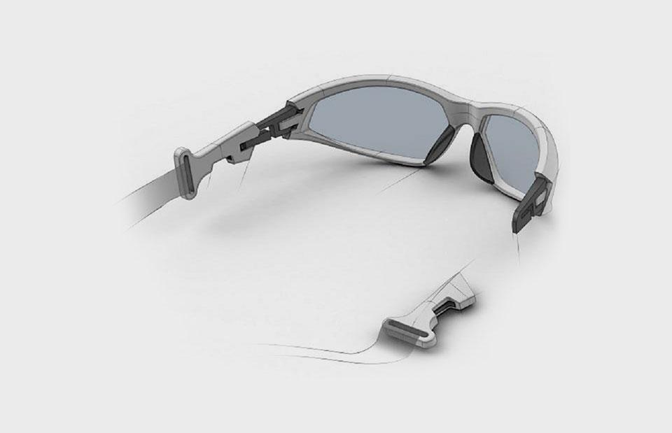 Speq Scribble Sportbrille Fahrrad
